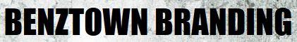 benztown branding logo