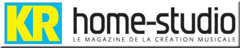 KR Home Studio Logo