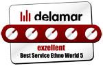 Delamar Excellent Award