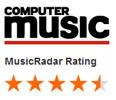 Computer Music Rating 4.5 Stars