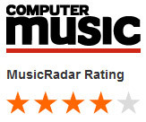 Computer Music 4 Stars Rating