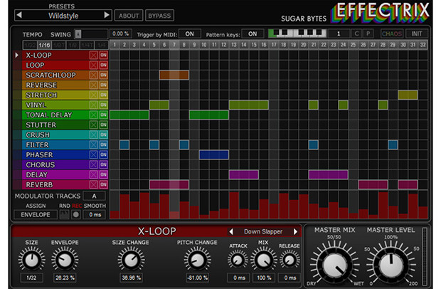 Effectrix Gui