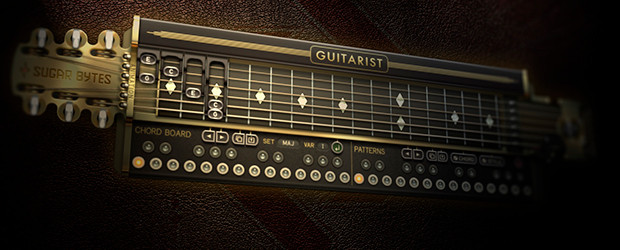 Guitarist Banner