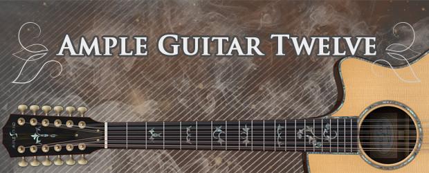 Ample Guitar Twelve Header