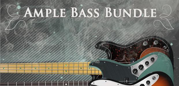 Ample Bass Bundle Header