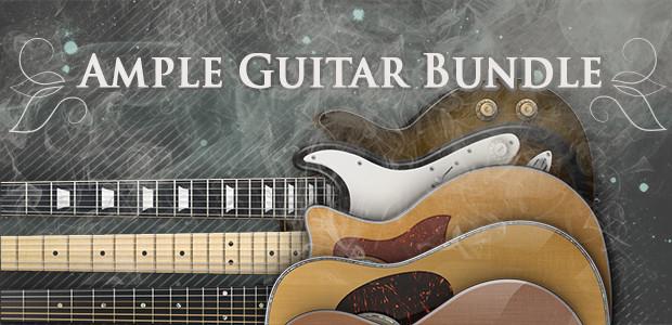 Ample Guitar Bundle Header