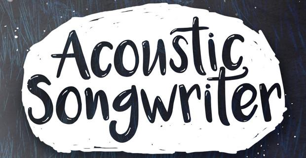 Acoustic Songwriter Header