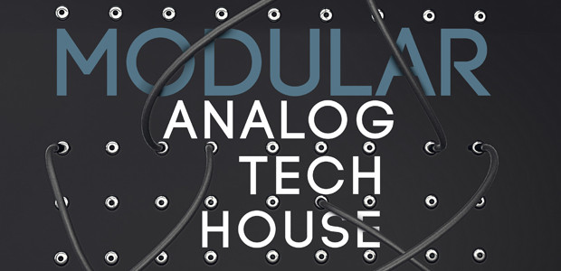 Modular Analag Tech House Header