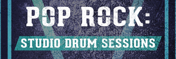 Pop Rock Drum Session Header