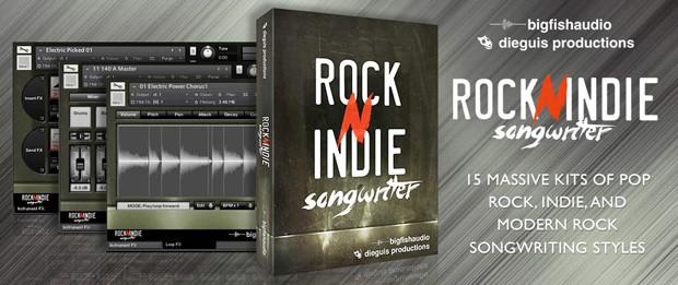 Rock N Indie Header