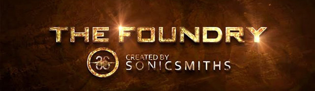 The Foundry header