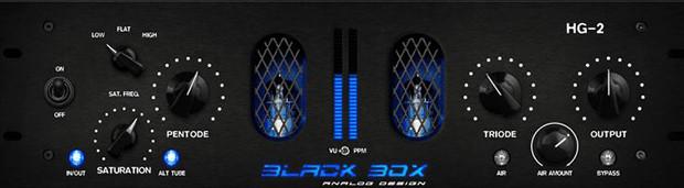 Black Box Hg2 Header