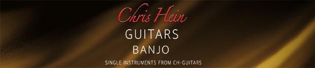Chris Hein Banjo Header