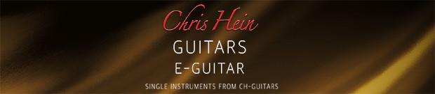 E-Guitar Header