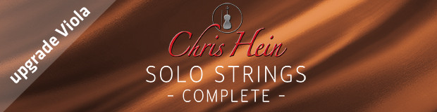 CH Solo Strings Upgrade Viola
