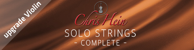 CH Solo Strings Upgrade Violin