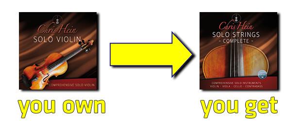 Up Violin