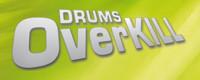 Drums Overkill Logo