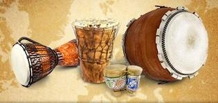 Ethno World Drums