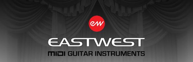 MIDI Guitar Instruments Header