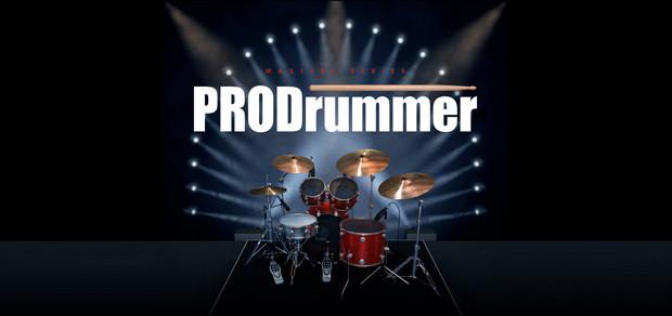 ProDrummer Header One