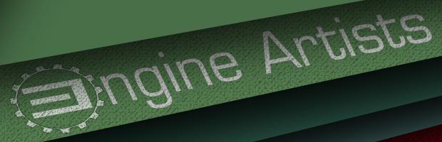 Engine Artist Library Banner