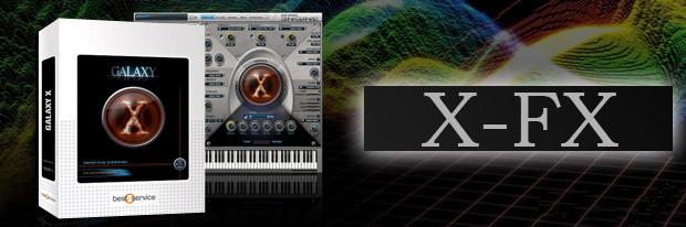 Galaxy X FX Banner