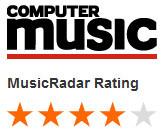 MusicRadar 4 Stars