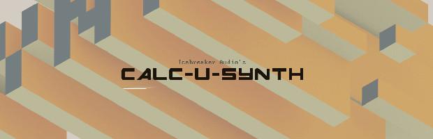 Calc-U-Synth Header