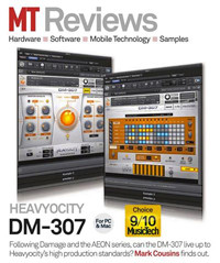 Music Tech Magazine review DM-307