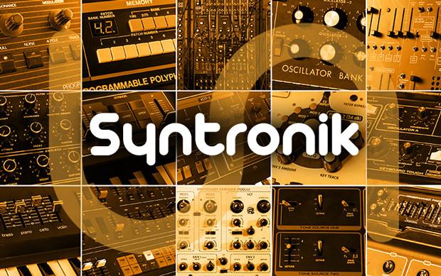 Syntronik Header