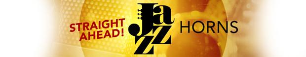 Straight Ahead Jazz Horns Header
