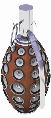 K-Size Handgranate