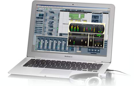 PCM effects bundle workstation