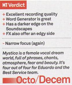 MTM Mystica verdict