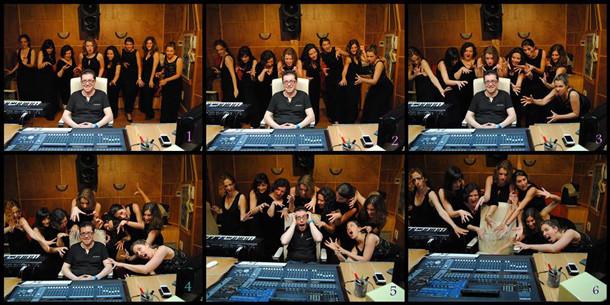 Mystica Recording Fun