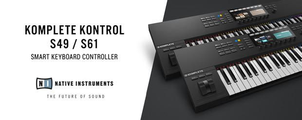 Komplete Kontrol MK II Header