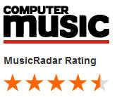 Music Radar 4.5 Stars