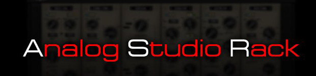 Analog Studio Rack Header