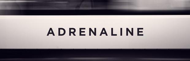 Adrenaline Header
