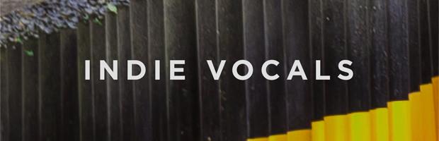 Indie Vocals Header