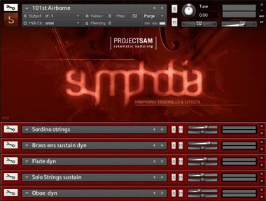 Symphobia Screenshot