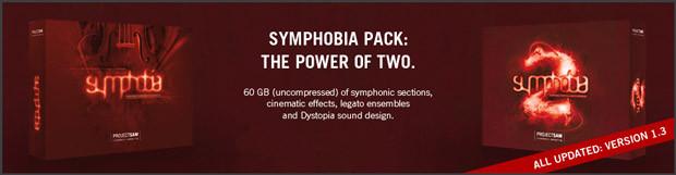 Symphobia Pack banner