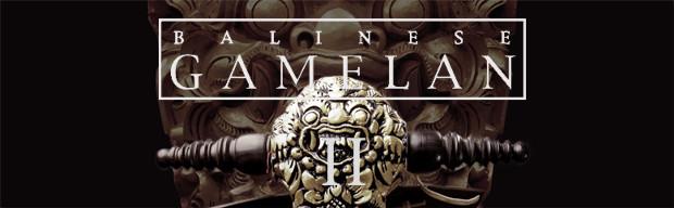 Balinese Gamelan header