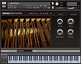 Mute Piano Screen