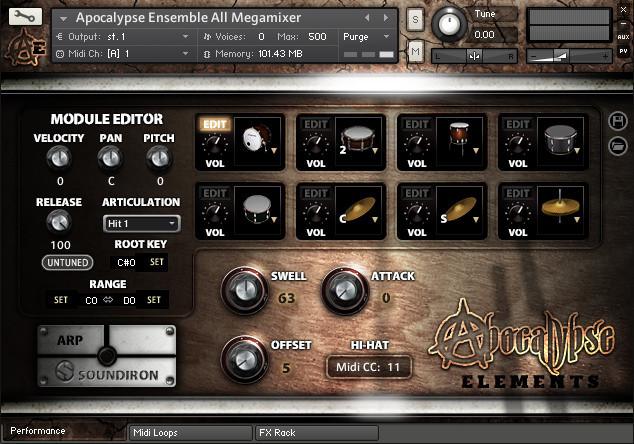 APE Interface