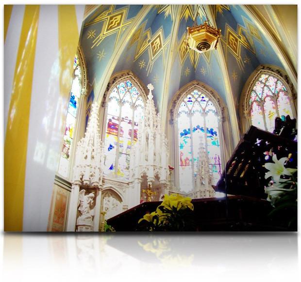Saint Pauls Sanctuary Hall