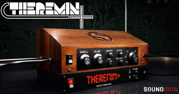 Theremin GUI