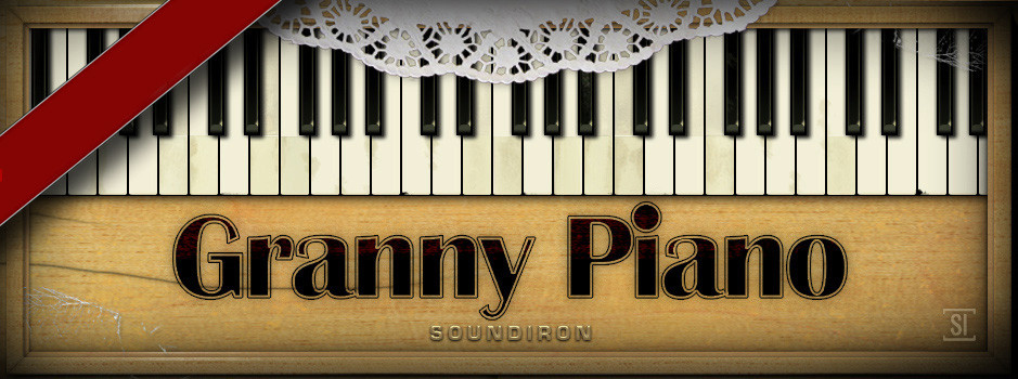Instrument Series Granny Piano
