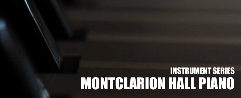 Instrument Series Montclarion Hall Piano